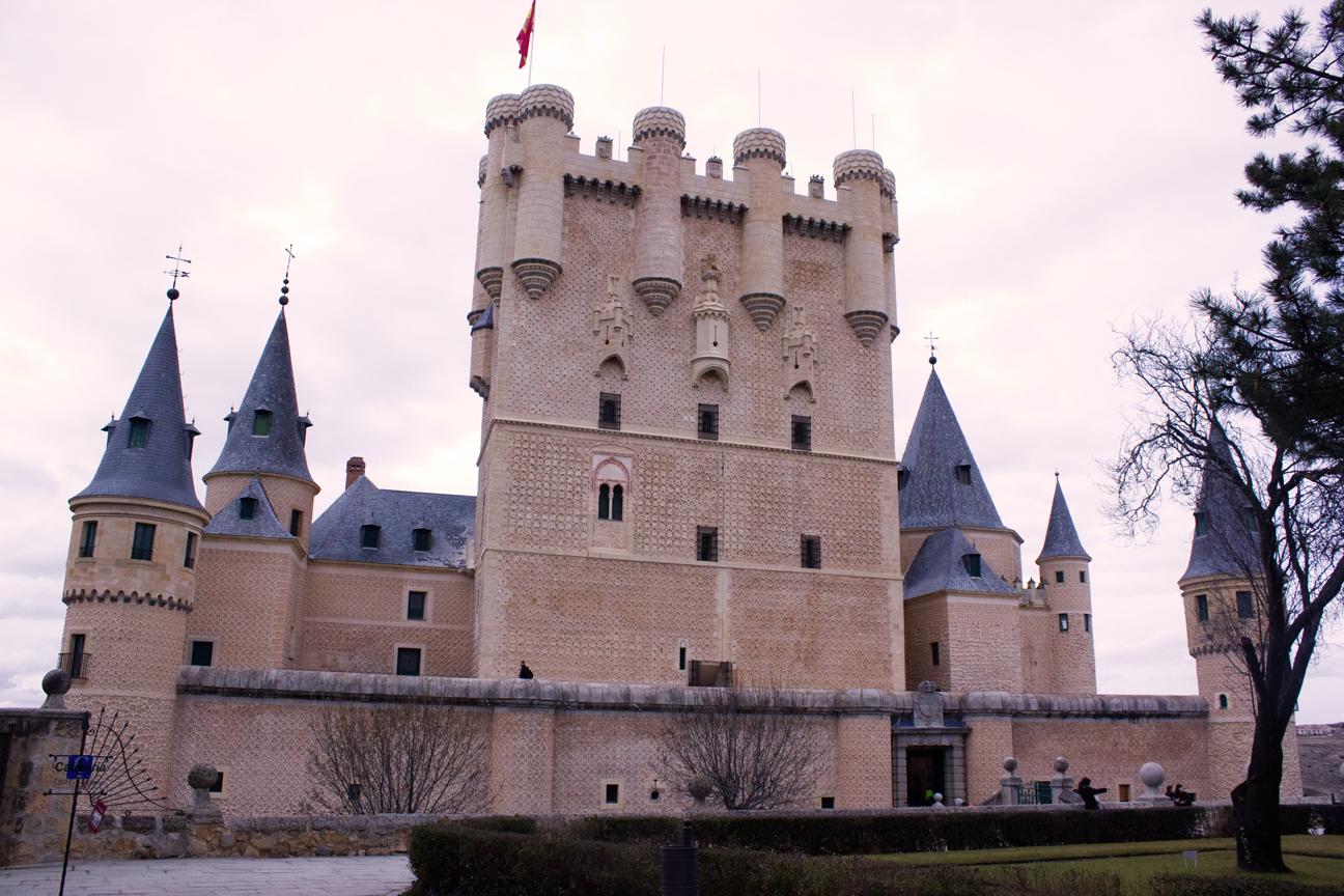 Qué ver en Segovia - Alcázar de Segovia